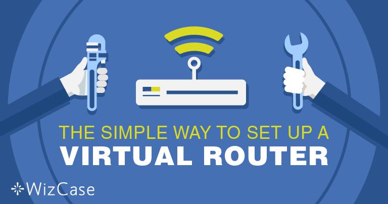 Thiết lập Bộ định tuyến Ảo trên Windows bằng VPN