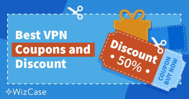 Phiếu giảm giá & ưu đãi VPN tốt nhất tháng Tháng Bảy 2020 – Tiết kiệm ngay Wizcase