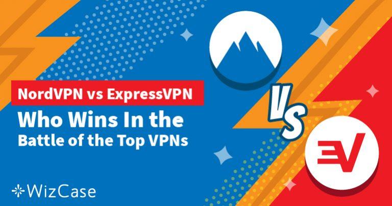 ExpressVPN đấu với NordVPN – Đã Kiểm tra 7 Chỉ số Chính & Chọn ra Người chiến thắng