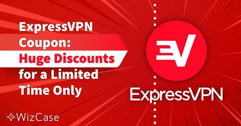 Phiếu ưu đãi ExpressVPN 2020 hợp lệ: Khuyến mãi tới 49% ngay hôm nay!