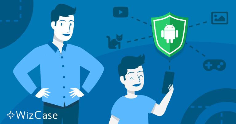 Những ứng dụng kiểm soát dành cho phụ huynh tốt nhất trên Android – đã kiểm thử Tháng Năm 2021