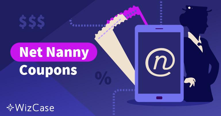 Phiếu giảm giá Net Nanny còn hiệu lực Tháng Mười 2021: Tiết kiệm đến 30% ngay hôm nay
